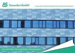 AS Fassaden Broschüre 2016