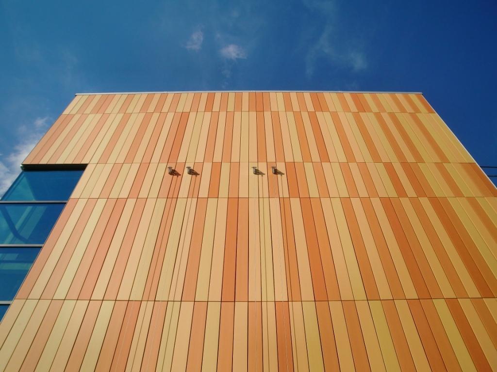 Ziegelfassade for Schone wohnhauser